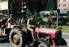 1996 Siunattu hulluus - Elmeri ajelulla